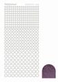 Hobbydots Sticker - Mirror - Violet STDM086