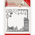 Amy Design Snijmal Nostalgic - Mail Box Frame ADD10220