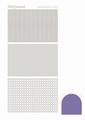 Hobbydots Sticker - Mirror - Violet STDM076