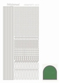 Hobbydots Sticker - Mirror - Green STDM062