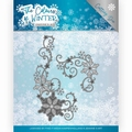 Jeanine's Art Snijmal The Colours of Winter - Swirl JAD10109