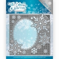 Jeanine's Art Snijmal The Colours of Winter - Frame JAD10108