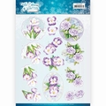 Jeanine's Art Knipvel Colour of Winter - Purple CD11570