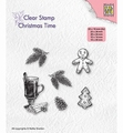 Nellie Snellen Clear Stamp Decorations CT037