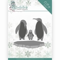 Yvonne Creations Die Winter Time - Penguins on Ice YCD10218