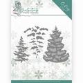 Yvonne Creations Die Winter Time - Pine Tree YCD10216