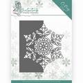 Yvonne Creations Die Winter Time - Snowflake Border YCD10215
