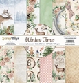 Scrapboys Papierblok Winter Time WITI-09