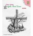 Nellie Snellen Clear Stamp Windmill IFS029