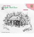 Nellie Snellen Clear Stamp Old Cottage IFS027