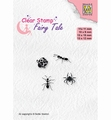 Nellie Snellen Clear Stamp Fairy Tale Insects FTCS026