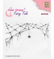 Nellie Snellen Clear Stamp Fairy Tale Spider and Web FTCS024
