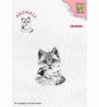 Nellie Snellen Clear Stamp Animals Pussycat ANI021