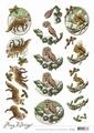 Amy Design knipvel Animals CD11532
