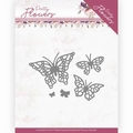 Precious Marieke Snijmal Pretty Flowers -Butterflies PM10193