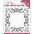 Precious Marieke Snijmal Pretty Flowers -Lace Frame PM10188