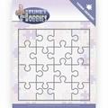 Yvonne Creations Die Funky Hobbies - Puzzle YCD10226