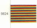 Mettler Borduurgaren Silk Finish Multi kleurnummer 1075-9824