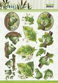 Amy Design knipvel Friendly Frogs - Tree Frogs CD11620