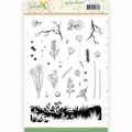 Jeanine's Art Clear Stamp Welcome Spring JACS10035