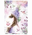 Studio Light Ricepaper Jenine's Mindful Art RICEJMA38