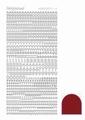 Hobbydots Sticker - Mirror - Red STDMLC4