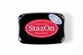 Stazon Inktkussen Blazing Red SZ-000-021