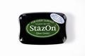 Stazon Inktkussen Olive Green SZ-000-051