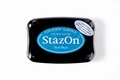 Stazon Inktkussen Teal Blue SZ-000-063