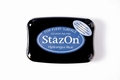 Stazon Inktkussen Hydrangea Blue SZ-000-64