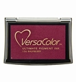 Versacolor Pigment Stempelkussen Raspberry VC-001-156