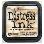 Distress ink GROOT Antique Linen 19497