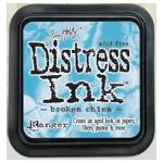Distress ink GROOT Broken China 21414