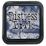Distress ink GROOT Chipped Sapphire 27119