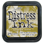 Distress ink GROOT Crushed Olive 27126