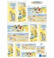 Marianne Design Knipvel Tiny's Beach nr. 1    IT0566*