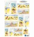 Marianne Design Knipvel Tiny's Beach nr. 2   IT0567*