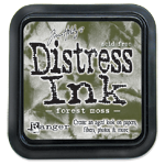 Distress ink GROOT Forest Moss 27133