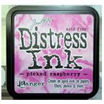 Distress ink GROOT Picked Raspberry 34995