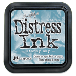 Distress ink GROOT Stormy Sky 27171