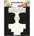 Dutch Doobadoo Dutch Card Art Cake 470.713.501*