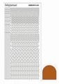 Hobbydots Sticker - Mirror - Brown STDM13G per vel