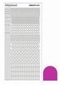 Hobbydots Sticker - Mirror - Pink STDM13F