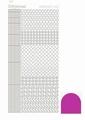 Hobbydots Sticker - Mirror - Pink STDM10F