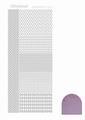 Hobbydots Sticker - Mirror - Candy STDM043 per vel