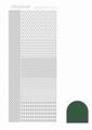Hobbydots Sticker - Mirror - Green STDM042 per vel