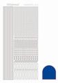 Hobbydots Sticker - Mirror - Blue STDM03A per vel