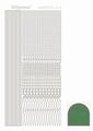 Hobbydots Sticker - Mirror - Green STDM032 per vel