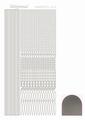 Hobbydots Sticker - Mirror - Silver STDM038 per vel