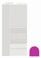 Hobbydots Sticker - Mirror - Pink STDM03F per vel